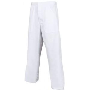 Pantaloni de lucru SANDER MAN albi