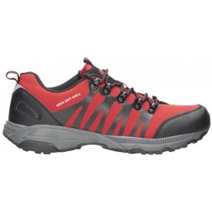 Pantofi de protectie FEET - ROSU