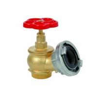 "Robinet hidrant 2"" tip C cu racord fix ( bronz )"