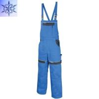 Pantaloni de lucru cu pieptar PROFESIONALI COOL TREND pentru IARNA