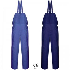 Pantaloni de lucru cu pieptar ( COMANDA SPECIALA )