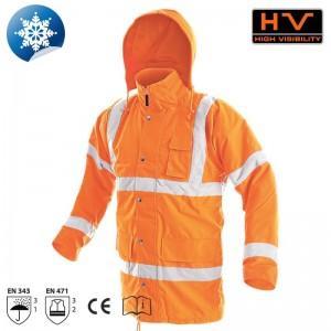 Jachetă de lucru Hi-Viz CAMBRIDGE