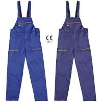Pantaloni de lucru cu pieptar COMATI PP  ( COMANDA SPECIALA )