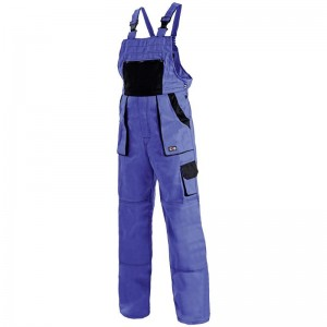 Pantaloni de lucru cu pieptar COMANDA SPECIALA