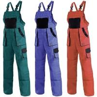 Pantaloni de lucru cu pieptar LUX ROBIN