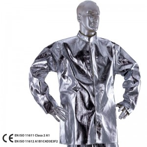 Jachetă  ALUMINIZATA V3KA