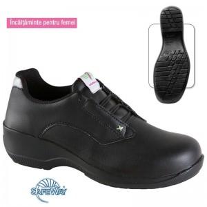 Pantofi de protectie pentru femei ADA S1 SRC