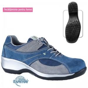 Pantofi de protectie pentru femei DORA/S933 S1P SRC