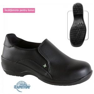 Pantofi de protectie pentru femei EMMA S1 SRC
