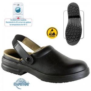 Sandale de protectie NEMESIA/E113 S1 ESD SRC
