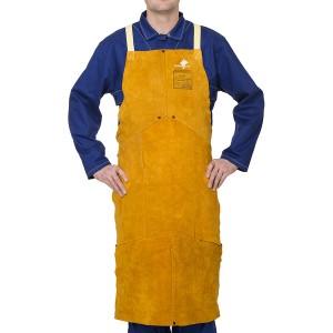 Sort de sudura Kevlar - WELDAS Golden Brown 2142 / Extra Large